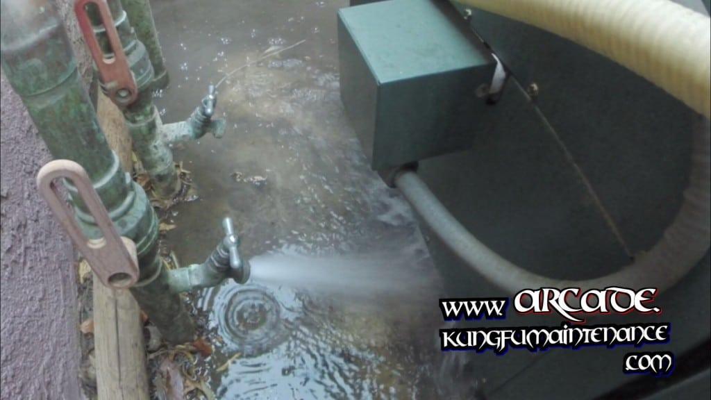 Hydronic Heater Purge